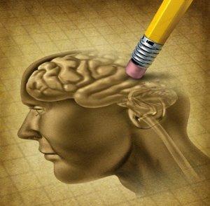 Erasing your memory