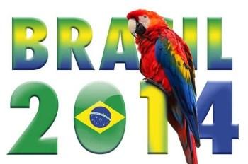 Brazil World Cup 2014 Logo Effect