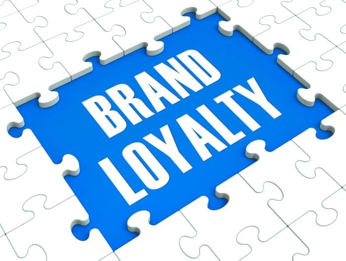 Improved brand loyalty comes from content, not advertising