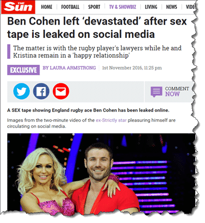You too could be like Ben Cohen