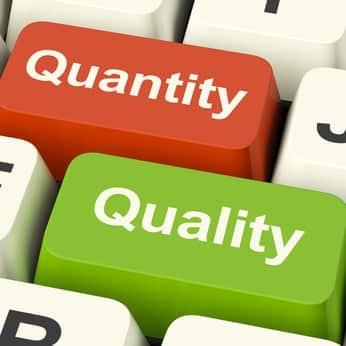 quantityquality