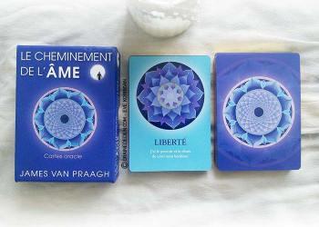 Les cartes Oracle Le Cheminement de l'Âme de James Van Praagh - Graine d'Eden Développement personnel, spiritualité, guidance, oracles et tarots divinatoires - La bibliothèque des Oracles