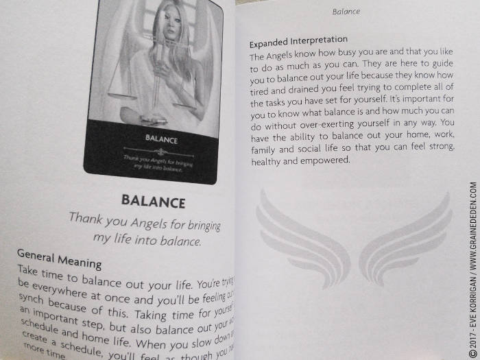 Angel Prayers Oracle Cards de Kyle Gray - Graine d'Eden Développement personnel, spiritualité, tarots et oracles divinatoires, Bibliothèques des Oracles, avis, présentation, review , revue