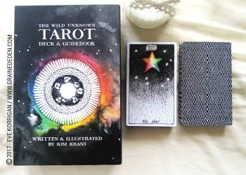 The Wild Unknown Tarot deck de Kim Krans - Graine d'Eden Développement personnel, spiritualité, tarots et oracles divinatoires, Bibliothèques des Oracles, avis, présentation, review , revue