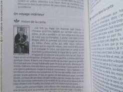 Review Voyages au Pays du Tarot de Marseille de Cécile Damiano