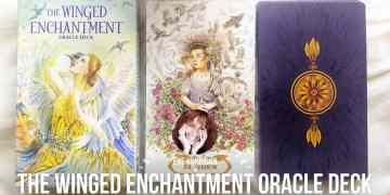 Review The Winged Enchantment Oracle (Présentation Video) Review Video - Graine d'Eden Développement personnel, spiritualité, tarots et oracles divinatoires, Bibliothèques des Oracles, avis, présentation, review tarot oracle , revue tarot oracle