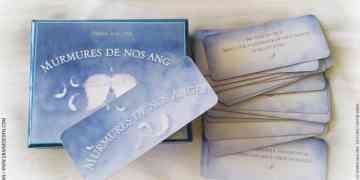 Murmures de nos Anges cartes Oracle de Debbie Malone - Graine d'Eden Développement personnel, spiritualité, tarots et oracles divinatoires, Bibliothèques des Oracles, avis, présentation, review , revue