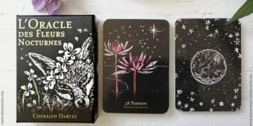 Oracle des Fleurs Nocturnes