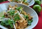 recette pad thai