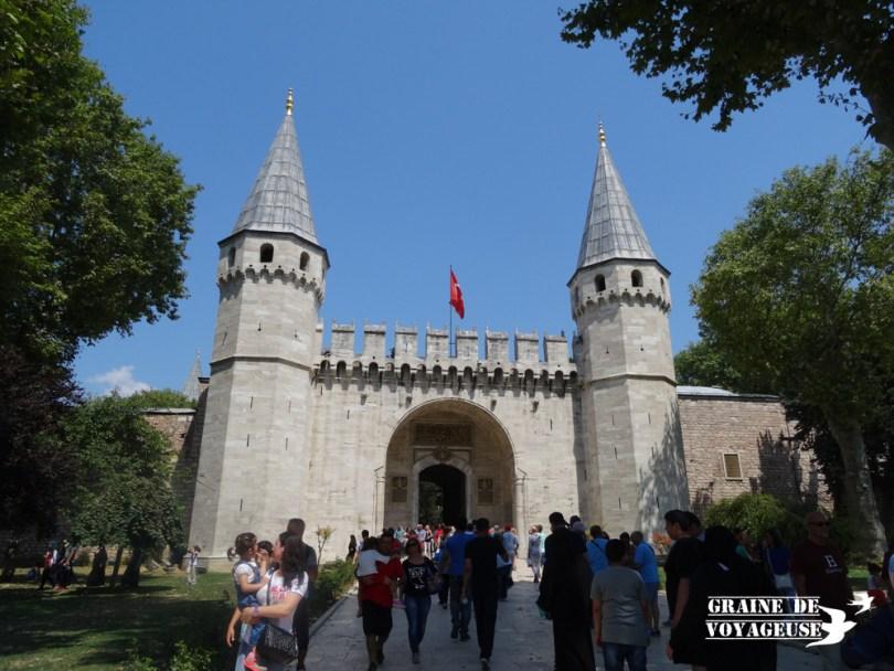 Palais de Topkapi Istanbul
