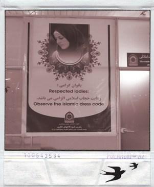 Loi islamique femme Iran
