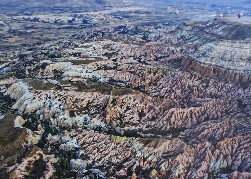 vol montgolfiere goreme cappadoce