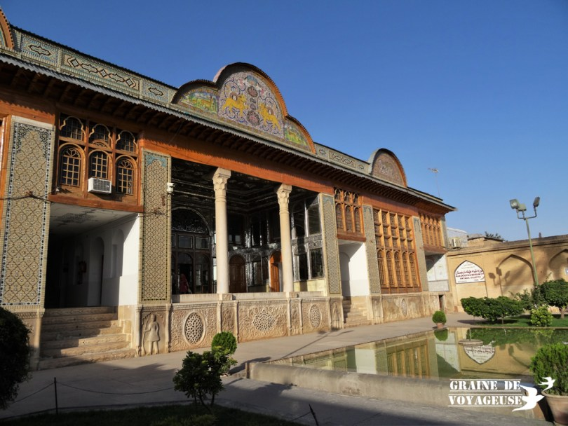 naranjestan museum maison Ghavam