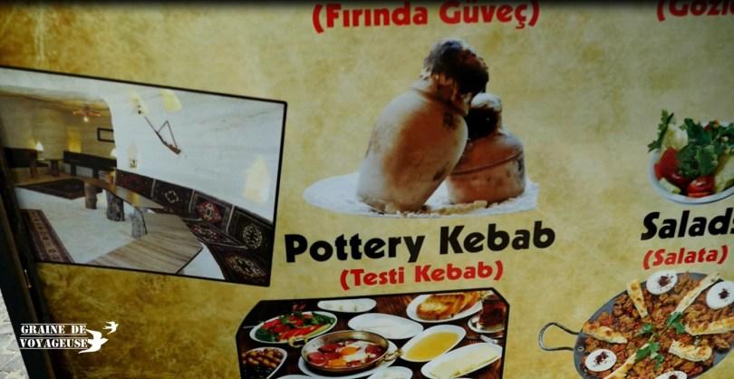 pottery testi kebab