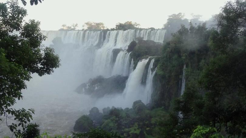 Iguazu Argentine Circuito Inferior