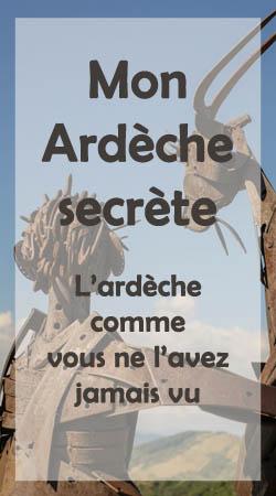 Ardèche secrète pinterest