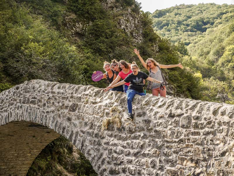 Ardeche Blogtrip Pont du diable