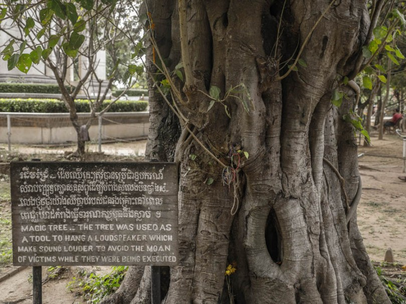 Killing fields visite Cambodge Phnom Penh
