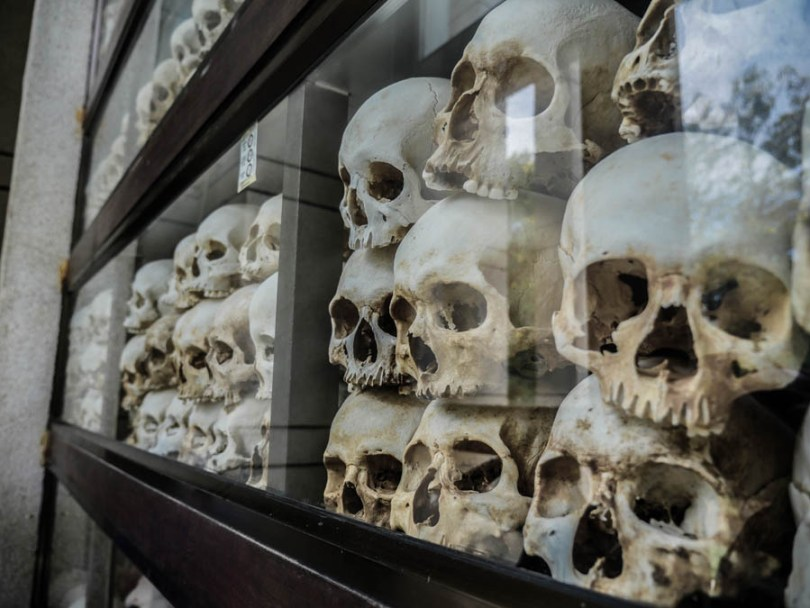 Killing fields visite