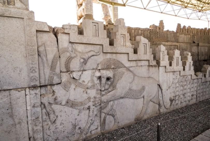 Visiter Persépolis en Iran