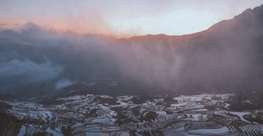 Les rizières en terrasses de Yuanyang, un panorama spectaculaire