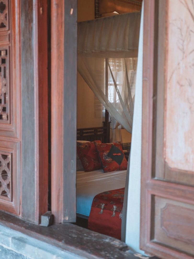 où dormir à jianshui Xiu Ju Xian Ting