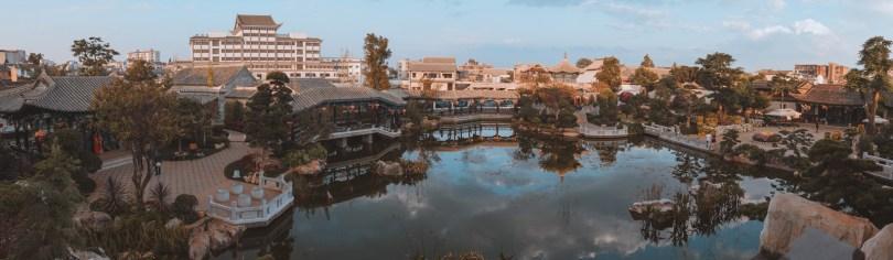 Jianshui Jardin de la famille zhu