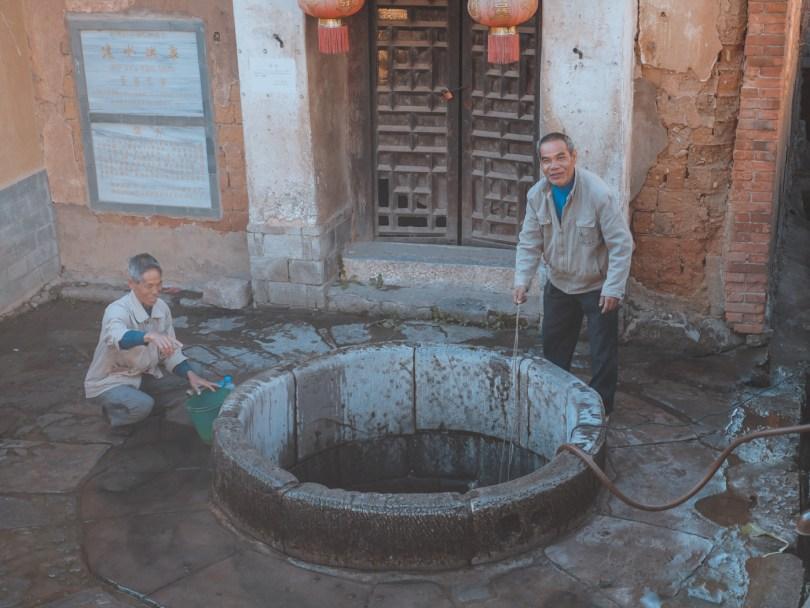 tofu Jianshui Yunnan puit