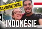 Visa Social Pass Indonésie 6 mois