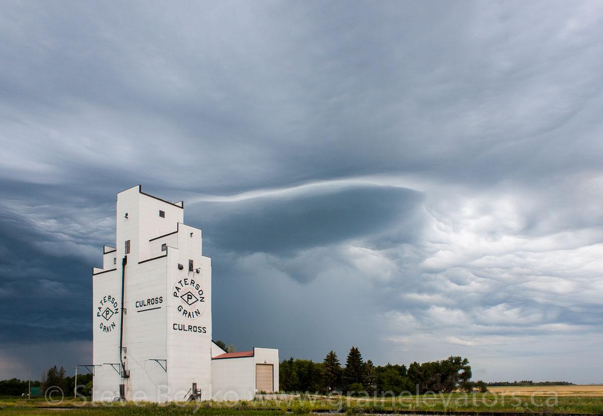 Culross Grain Elevators Of Canada