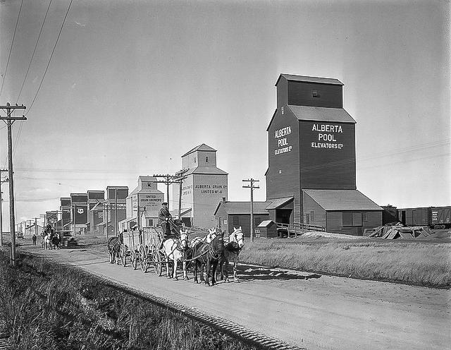 Vulcan Grain Elevators Of Canada
