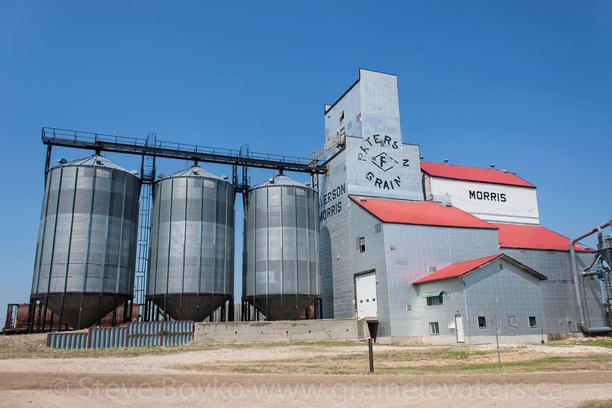Morris Grain Elevators Of Canada