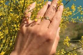 Bracelet Lona et bague Sol 2