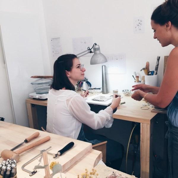 ateliers créations de bijoux à Toulouse