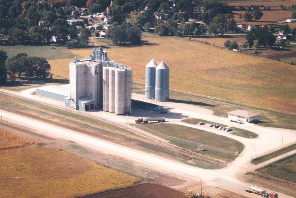St Ansgar Iowa Mill