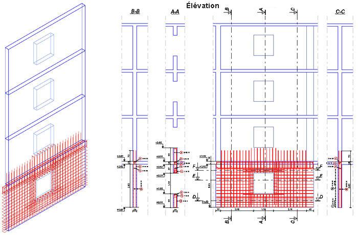 Comment utiliser la commande 'Copier modèle 3D' ?