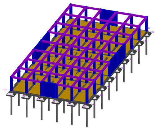 How is a reinforcement cage with or without formwork converted to 3D solids and exported to a dwf file?
