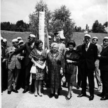 1969-06-29 Fahnenweihe Patin