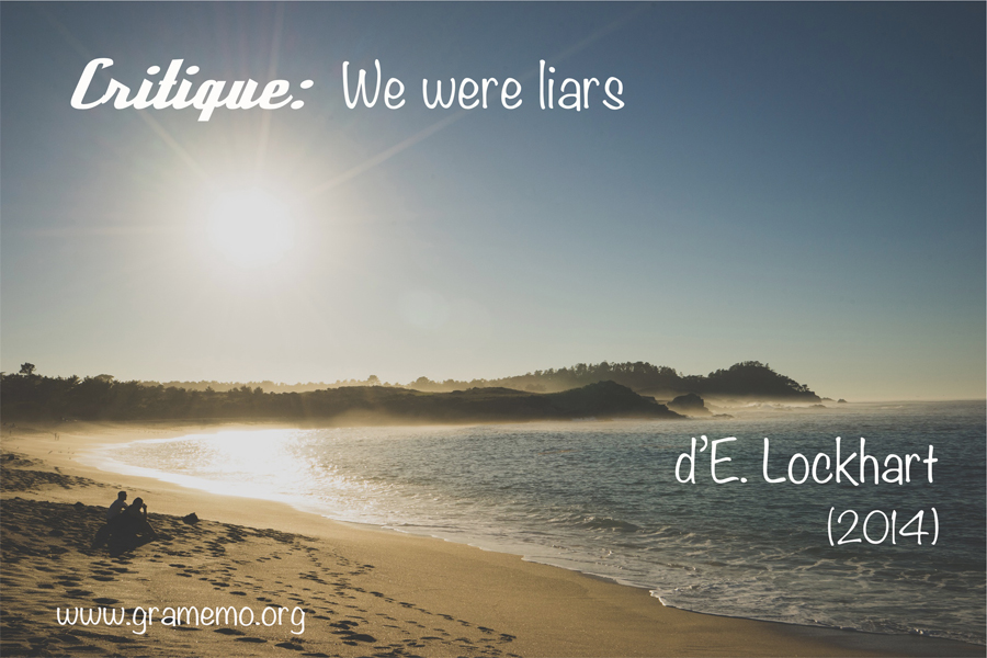 029 Critique We Were Liars