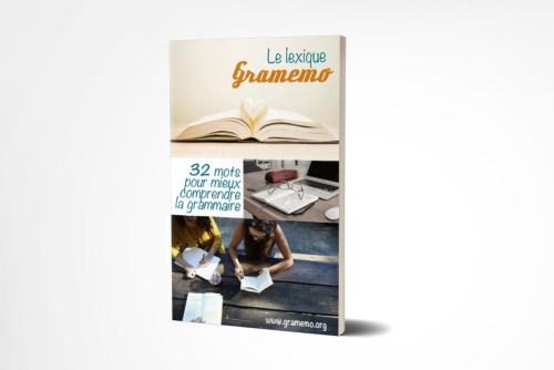 Couverture lexique Gramemo