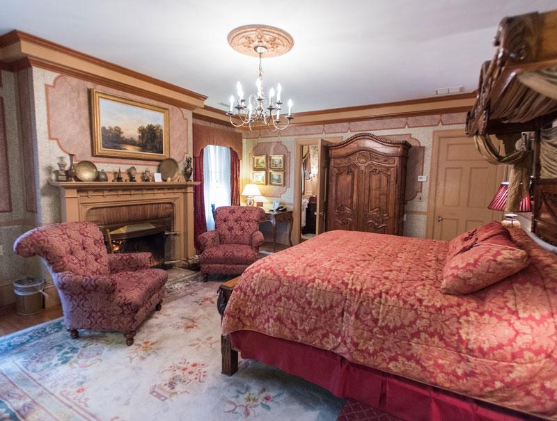 Ambassadors Room Baltimore MD Bed Amp Breakfast