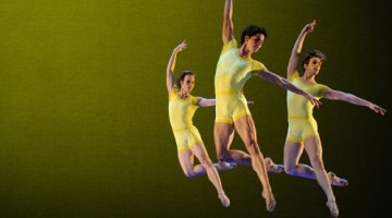 """Christopher Wheeldon's new creation """"Number Nine"""" scores a 10 in San Francisco"""