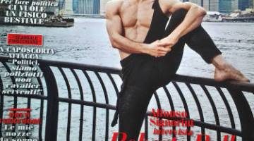 Roberto Bolle: I conquered America… ABT, Black Swan and solitude