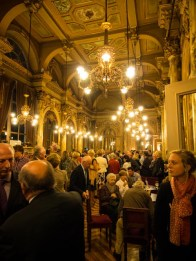 Foyer, Flemish Opera House, Ghent