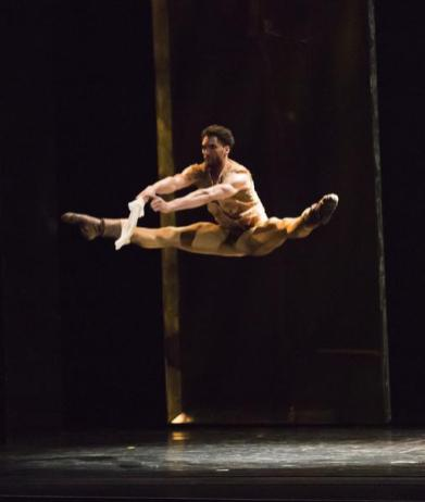 Lar Lubovitch's Othello - Photo by Cheryl Mann, 2