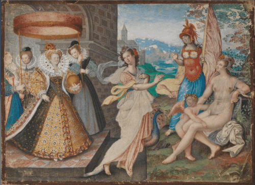 Elizabeth I and the Three Goddesses