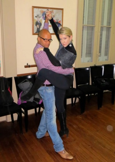Joyce DiDonato with David Zobel
