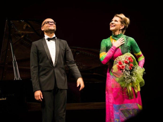 Joyce DiDonato and David Zobel, La Scala 2013