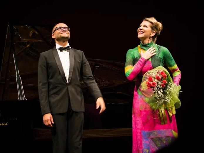 Joyce DiDonato and David Zobel, La Scala 2013