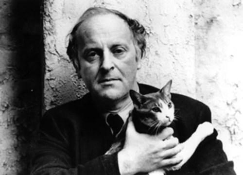 Josef Brodsky - the cat